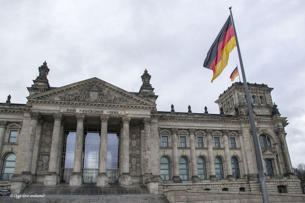 Palazzo del Reichstag
