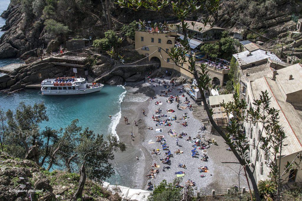San Fruttuoso di Camogli, gite in Liguria