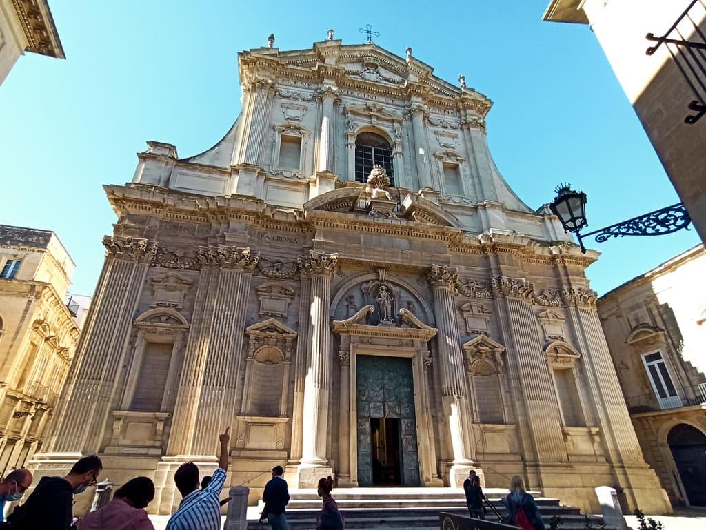 Chiesa di Sant'Irene - Lecce