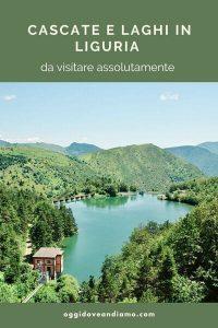 Cascate e Laghi in Liguria
