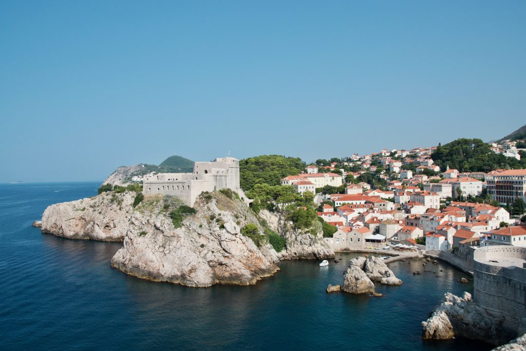 Dubrovnik - Approdo del Re