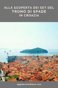 Set del Trono di Spade in Croazia