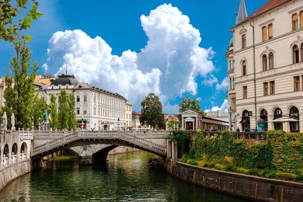 Cosa vedere in Slovenia - Lubiana